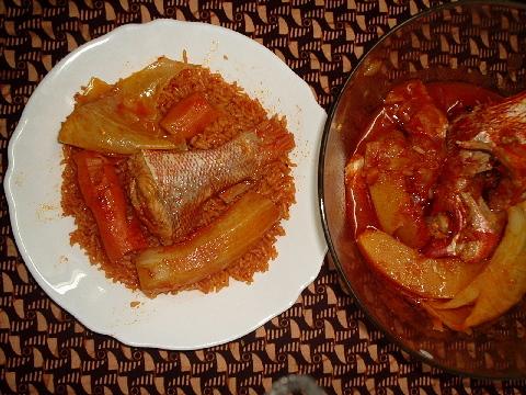 Tieboudienne cuisini re traiteur cuisine africaine de for Africaine cuisine